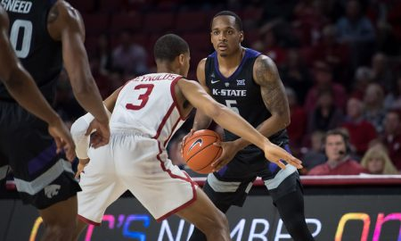 NCAA Basketball: Kansas State at Oklahoma