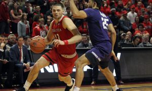 NCAA Basketball: Texas Christian at Texas Tech