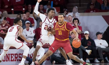 NCAA Basketball: Iowa State at Oklahoma