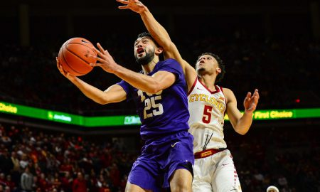 NCAA Basketball: Texas Christian at Iowa State
