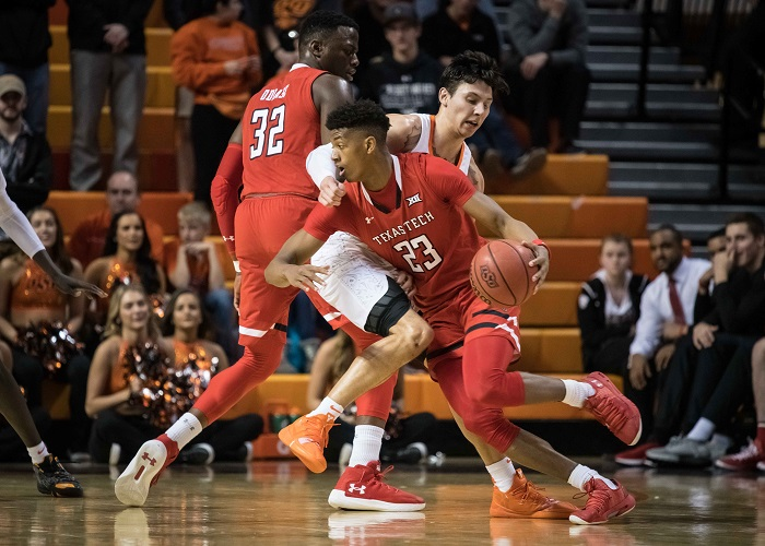NCAA Basketball: Texas Tech at Oklahoma State