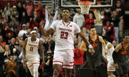 NCAA Basketball: Oklahoma State at Texas Tech