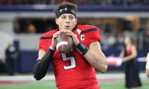 18d1577ec57 Can Pat Mahomes Represent the Big 12 in the NFL? Heartland College ...