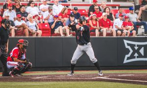 Josh Jung Texas Tech Baseball