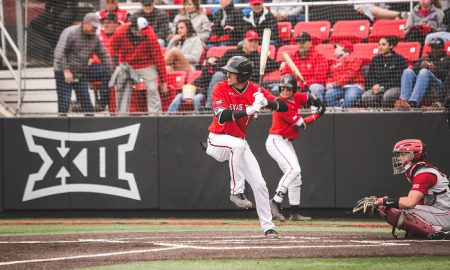 Texas Tech baseball Gabe Holt