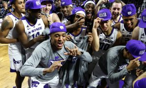 NCAA Basketball: Oklahoma at Kansas State