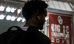 NCAA Football: Oklahoma Pro Day