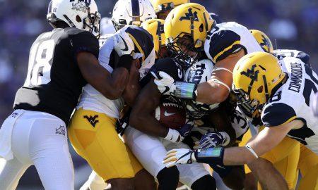 NCAA Football: West Virginia at Texas Christian