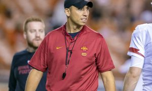 NCAA Football: Iowa State at Texas
