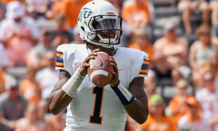 NCAA Football: Texas El Paso at Tennessee