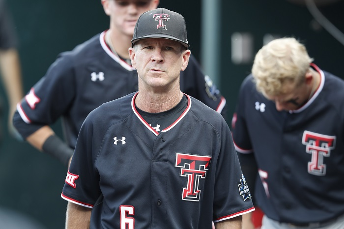 NCAA Baseball: College World Series-Florida State vs Texas Tech