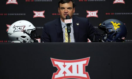 NCAA Football: Big 12 Media Days