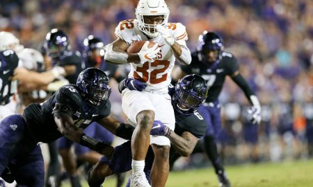 NCAA Football: Texas at Texas Christian