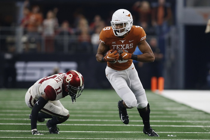 NCAA Football: Big 12 Championship-Texas vs Oklahoma