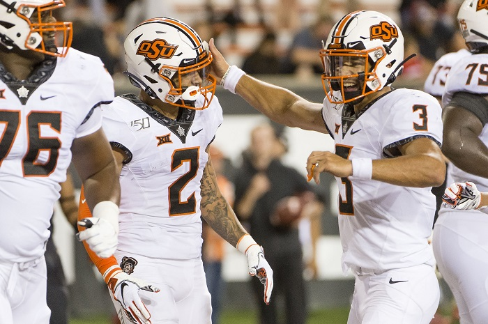 NCAA Football: Oklahoma State at Oregon State