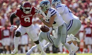 NCAA Football: Kansas State at Oklahoma