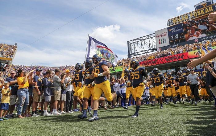 NCAA Football: James Madison at West Virginia