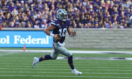 NCAA Football: Nicholls State at Kansas State