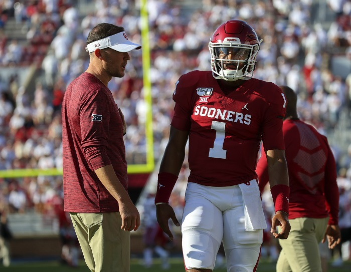 NCAA Football: Houston at Oklahoma