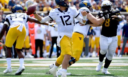 NCAA Football: West Virginia at Missouri