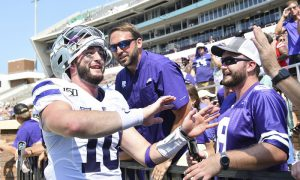 NCAA Football: Kansas State at Mississippi State