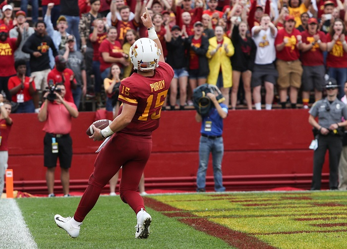 NCAA Football: UL Monroe at Iowa State