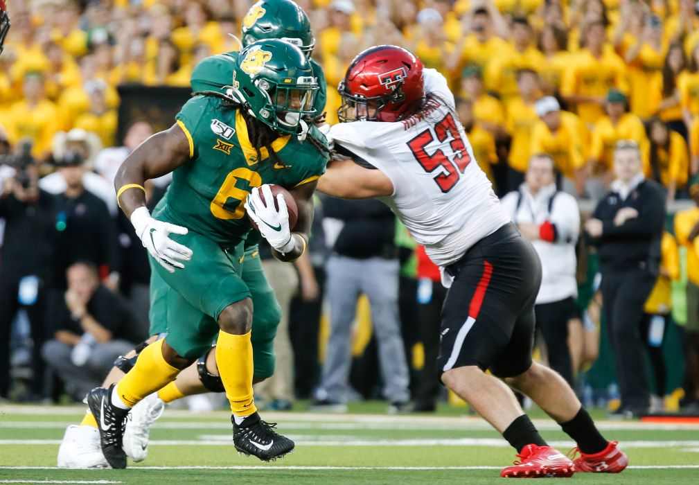 Baylor Survives Double Overtime Thriller To Stay Unbeaten