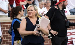 ESPN Reporter Holly Rowe