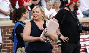 ESPN Reporter Holly Rowe