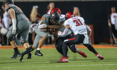 NCAA Football: Texas Tech at Oklahoma State