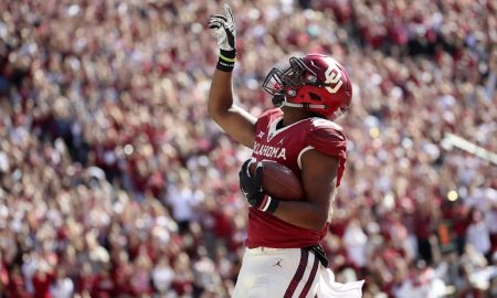 NCAA Football: West Virginia at Oklahoma