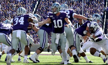NCAA Football: Texas Christian at Kansas State