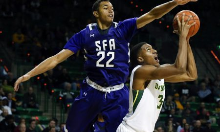 NCAA Basketball: Stephen F. Austin at Baylor