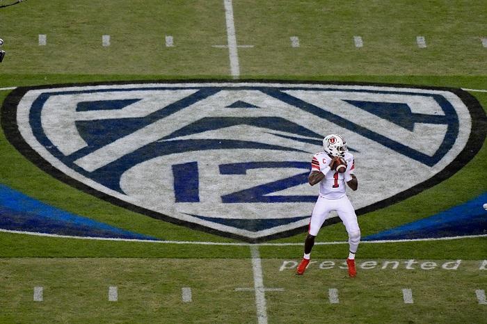 NCAA Football: Pac-12 Conference Championship-Oregon vs Utah