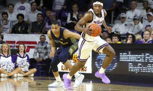 NCAA Basketball: Marquette at Kansas State