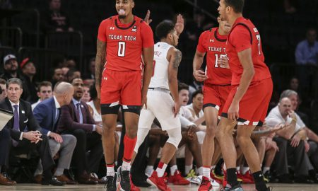 NCAA Basketball: Texas Tech at Louisville