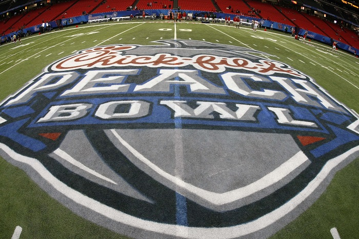 NCAA Football: Chick-fil-A Peach Bowl-Houston vs Florida State