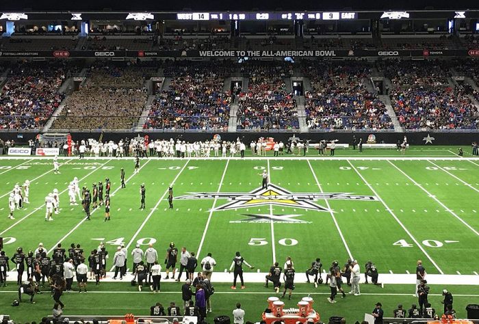 2020 all-american bowl