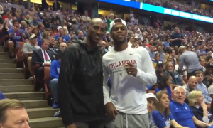 Kobe and Buddy Hield