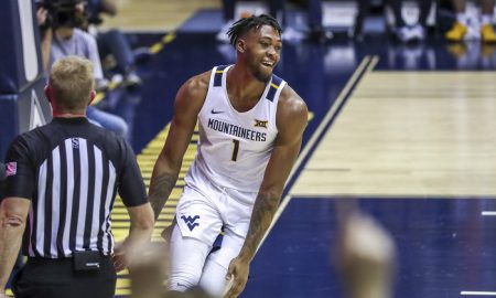 NCAA Basketball: Nicholls State at West Virginia
