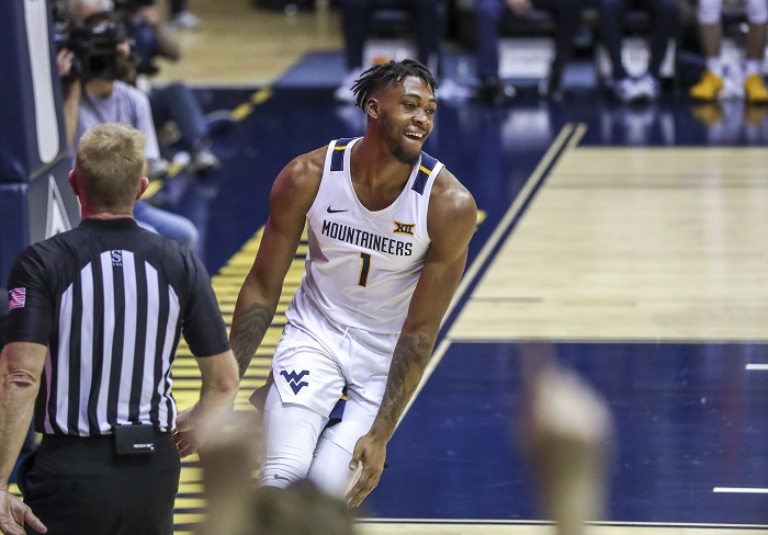 NCAA Basketball: Nicholls State at West Virginia