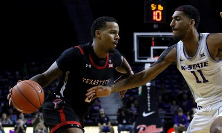 NCAA Basketball: Texas Tech at Kansas State