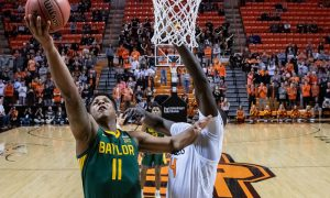 NCAA Basketball: Baylor at Oklahoma State
