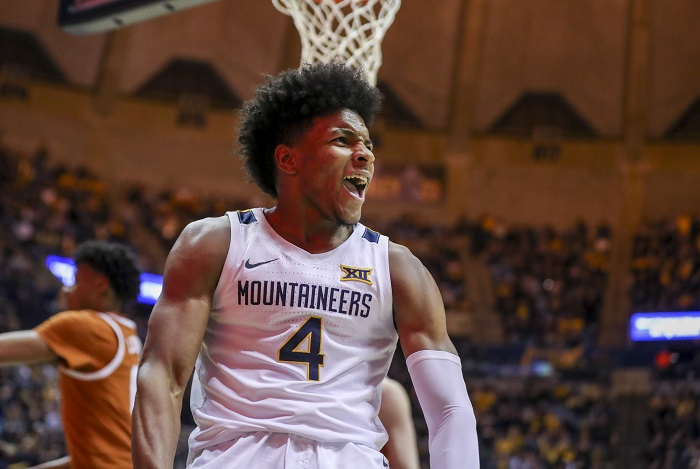 NCAA Basketball: Texas at West Virginia