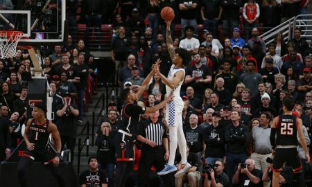 NCAA Basketball: Kentucky at Texas Tech