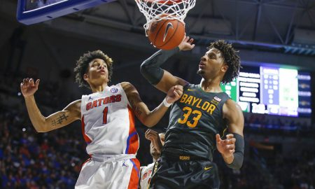 NCAA Basketball: Baylor at Florida