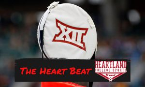 Heart Beat Big 12 logo