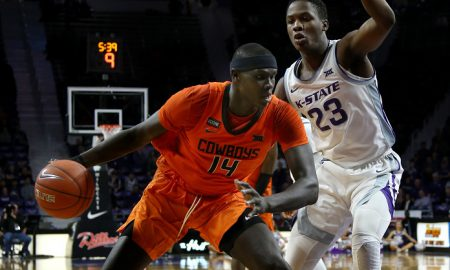 NCAA Basketball: Oklahoma State at Kansas State