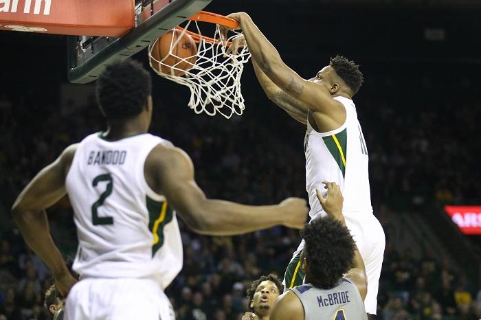 NCAA Basketball: West Virginia at Baylor