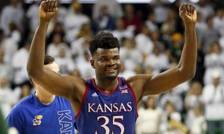 NCAA Basketball: Kansas at Baylor